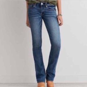 American Eagle Low Rise Bootcut